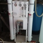 Commercial Reverse Osmosis System at Guymon Carwash Tidal Wave