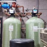 Commercial Water Softener for Jack's Car Wash in Dalhart, TX