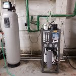Reverse Osmosis System at Guymon, OK Memorial Hospital