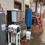 Commercial Reverse Osmosis System for Ice Maker