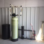Commercial Water Sotener Install in Liberal, KS