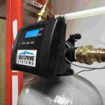Commercial Water Softener Install in Turpin Schools